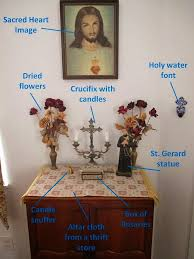 Christian Home Decor Store Best 25 Home Altar Ideas On Pinterest Meditation Altar