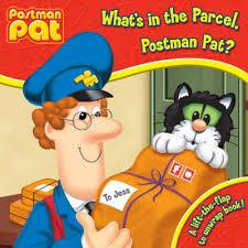u0027s parcel postman pat john cunliffe waterstones