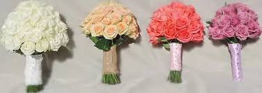 melbourne online florist affordable wedding bridal bouquet package