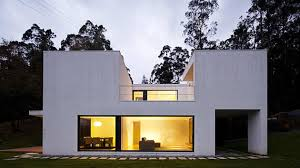 simple houses a simple yet elegant single family house in cambeses home design