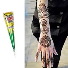 34 best teperary brown henna tattoo kit images on pinterest