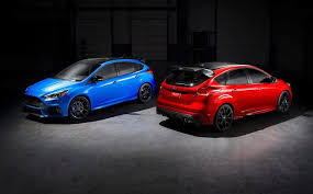 ford focus model years ford makes a special edition focus rs as a farewell web2carz