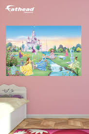 best 25 princess mural ideas on pinterest castle mural disney princess mural