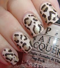 obsessive cosmetic hoarders unite matte leopard nail art