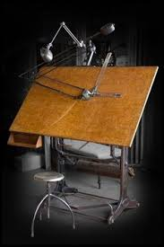Desk With Drafting Table Cast Iron Drafting Tables Google Search Furniture U0026 Lighting
