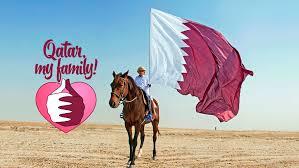 Flag Of Qatar Qatar My Family U2013 To Qatar With Love