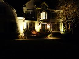 Light On Landscape Outdoor Garden And Landscape Lighting Installation Newtown