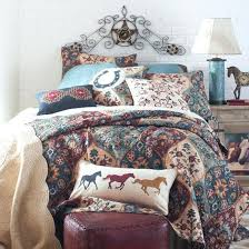 Cowboy Bed Sets Western Tapestry Bedding Collection My Their Horses