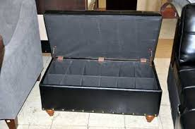 shoe storage ottoman bench best of shoe storage ottoman bench with living room awesome shoe