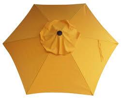 7 foot wooden market umbrellas 49 95
