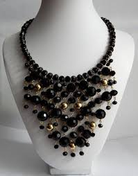 bib necklace beaded images Statement necklaces pandahall beads jewelry blog jpg