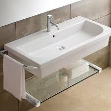 Bathroom Sink Legs Reasons To Buy Wall Mounted Bathroom Sinks Ward Log Homes