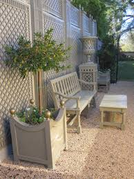 garden treillage maison et object accents of france this and