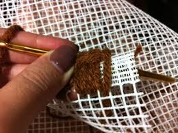 cara membuat tas rajut balon membuat keset dari benang kerajinan tangan dari benang pinterest