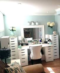 mirrored home decor mirrored desk ikea amazing enticing vanity table design for vanity