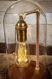 Edison Bulb Table Lamp Bulb Desk Lamp Table Lamp Edison Bulb Dome Lamp Vintage