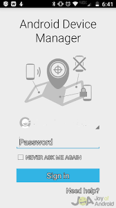 android device manager location unavailable problems with android device manager
