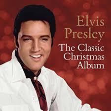 christmas photo album elvis the classic christmas album