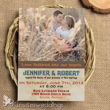 cheap rustic wedding invitations marialonghi