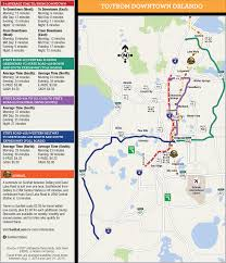 Orlando Premium Outlets Map by Alternate Routes I 4 Ultimate