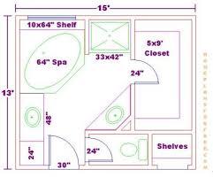 floor plans for bathrooms bathroom floor plans bathroom design 13x15 size free 13x15