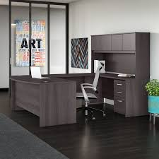 U Shaped Desk Bush Business Furniture Studio C 5 U Shaped Desk Office