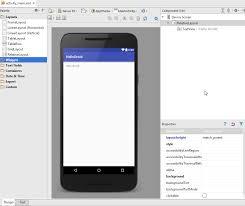 ui layout editing ui layout using designer help intellij idea