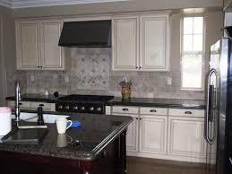 Black Glazed Kitchen Cabinets Decorate The White Glazed Kitchen Cabinets Decorative Furniture
