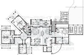 guest house floor plans guest house plans cottage house plans