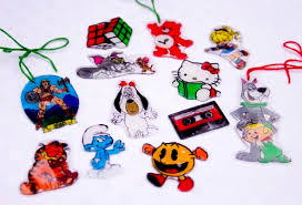 tinker lab shrinky dink ornaments council bluffs library