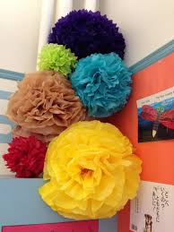 20 tissue paper flowers kids flower craft for kids