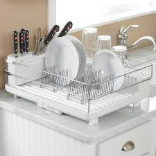 Kitchen Cabinet Dish Rack Having The Perfect Dish Drying Racks For Completing Kitchen
