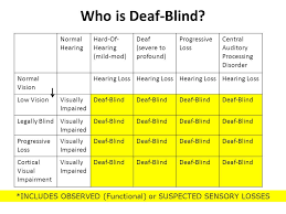 Legally Blind Definition Dr Shelly Voelker Ed D Florida U0026 Virgin Islands Deaf Blind