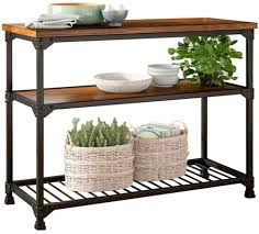 buffet sideboard cabinet storage kitchen hallway table industrial rustic bs kitchen island buffet table rustic console