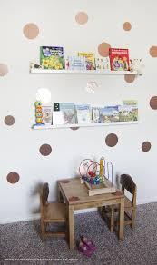 DIY  Kids Room Wall Decor And Book Storage - Diy kids room decor
