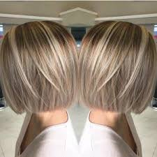 bolnde highlights and lowlights on bob haircut bob hairstyles with blonde highlights google search by suzette