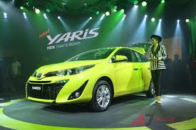 new lexus thailand 2018 toyota yaris launched in thailand at a starting price of tbh