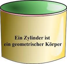 fläche zylinder berechnen wie berechnet das zylindervolumen nichtblod de