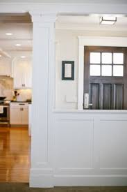 Spell Wainscoting Add Wainscoting A Bit Higher Than Half Way Up From The Floor Add