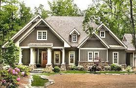 craftsman style house plans wondrous design 15 cottage and craftsman style house plans homeca