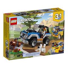 jeep lego lego creator outback adventures 31075 toys