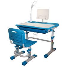 Blue Computer Desk Sprite Blue Desk Best Desk Quality Children Desks Chairs