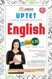 uptet english for class vi viii upper primary level teacher