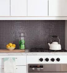 Best Backsplash Images On Pinterest Kitchen White Kitchens - Black backsplash