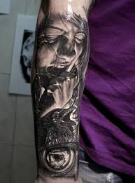 view hd wolf forearm photo design idea arm in