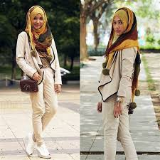 blazer wanita muslimah modern model blazer wanita muslimah fashion modern 2018
