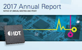 annual reports investor contacts news investor relations integrated device technology inc