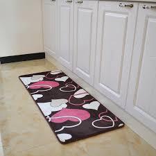 tapis de cuisine lavable en machine tapis sur mesure pour cuisine photos de design d intérieur et