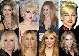 hairstyles through the years best 25 madonna hair ideas on pinterest madonna looks madonna