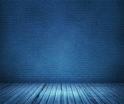 blue backdrop blue interior spotlight backdrop royalty free stock image